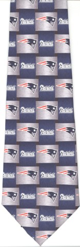 NEW ENGLAND PATRIOTS SILK 5305