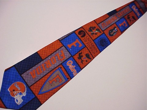 FLORIDA GATORS SILK 4575